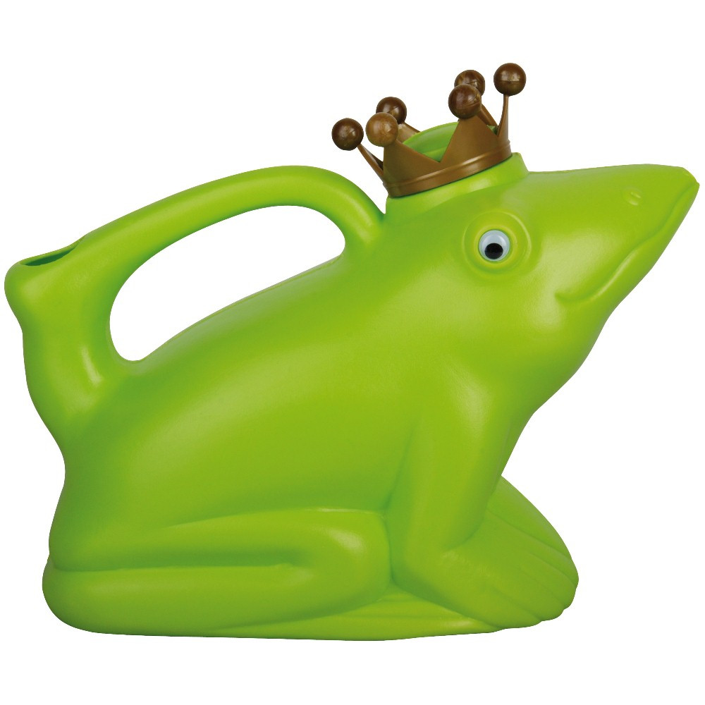 An image of Frog watering can