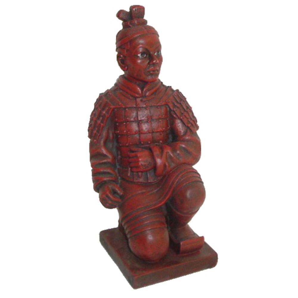 An image of Zen Kneeling Warrior
