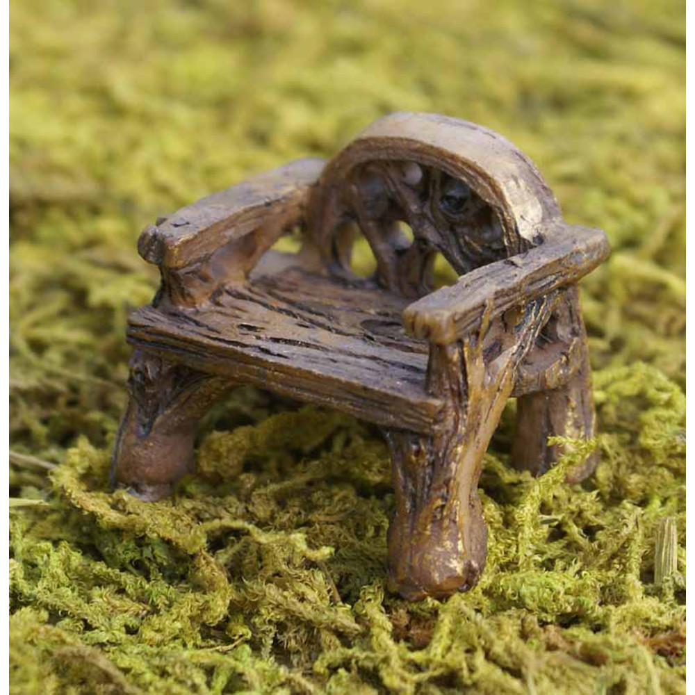 An image of Fairy Rustic Chair