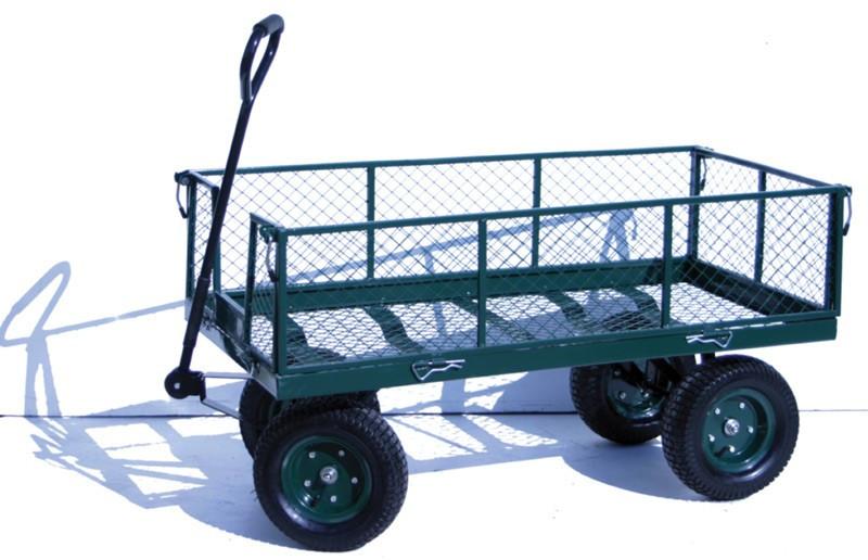 An image of Garden Cart - 300Kg Capacity