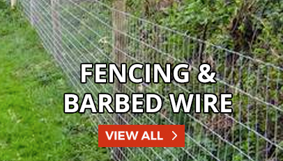 Fencing & Barbed Wire
